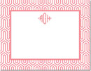 Boatman Geller - Create-Your-Own Personalized Stationery (Blaine - Sm. Flat Card)
