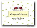 Dinky Designs Foldover Notes - Lady Bug