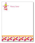 Polka Dot Pear Design - Correspondence Cards (Let's Cook)