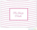 Rosanne Beck Stationery - Baby Banner - Pink