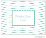 Rosanne Beck Stationery - Baby Banner - Teal