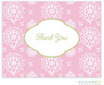 Rosanne Beck Stationery - Cute Floral - Pink
