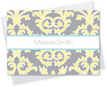 Spark & Spark Stationery (Yellow Victorian Ways)
