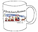 Pen At Hand - Mug (Xmas4)