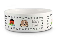 Pen At Hand Stick Figures - Pet Bowl (Dog Bowl 1)