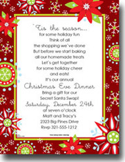 Paper So Pretty - Blank Designer Papers (Christmas Dazzle)