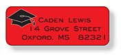 Inkwell Address Labels - Red Cap