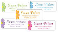 Rytex - Daisy Labels C Address Labels