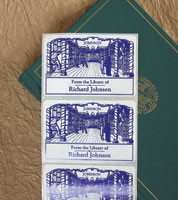 Rytex Bookplate Labels - Library