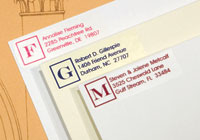 Rytex - Insignia Address Labels (Rectangular)