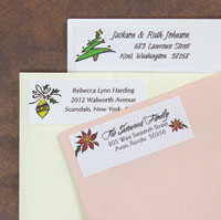 Rytex - Celebration Holiday Address Labels