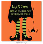 Take Note Designs - Address Labels (Bewitched - Halloween)