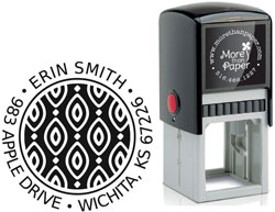 More Than Paper - Custom Self-Inking Stamps (M475)