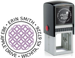 More Than Paper - Custom Self-Inking Stamps (M476)