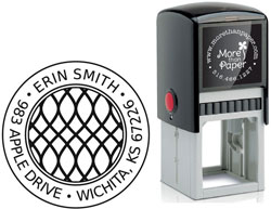 More Than Paper - Custom Self-Inking Stamps (M480)