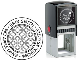 More Than Paper - Custom Self-Inking Stamps (M482)