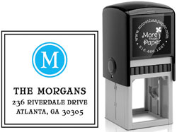 More Than Paper - Custom Self-Inking Stamps (m251)