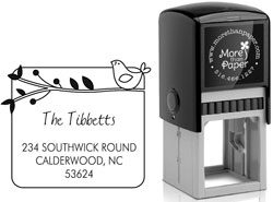 More Than Paper - Custom Self-Inking Stamps (m258)