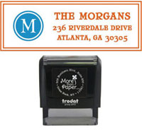 More Than Paper - Custom Self-Inking Stamps (m305)