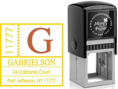 More Than Paper - Custom Self-Inking Stamps (m256)