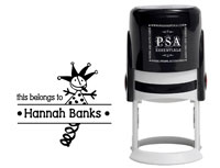 PSA Essentials - Custom Address Stamper (Binkie Banks)