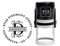 PSA Essentials - Custom Address Stamper (Dashwood)