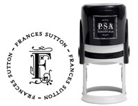 PSA Essentials - Custom Address Stamper (Frances)