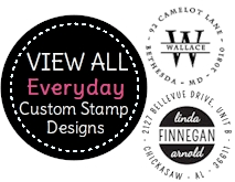 PSA Essentials - Custom Address Stampers (Everyday)