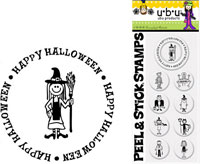 PSA Essentials - Peel & Stick Packs (Happy Halloween)