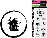 PSA Essentials - Peel & Stick Packs (Haunted Shack)
