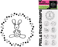 PSA Essentials - Peel & Stick Packs (Little Bunny)