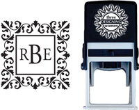 Three Designing Women - Custom Self-Inking Stamp #CS-3304