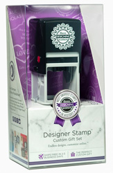 Three Designing Women - Designer Stamp Custom Gift Set