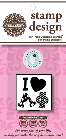 Alpha Phi (AP - Symbol) Mix n Match Clip Packs by Three Designing Women