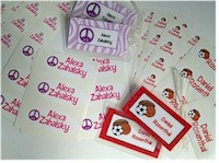 Accessory Labels