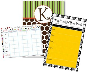 Weekly Planners, Dry-Erase & Bulletin Boards