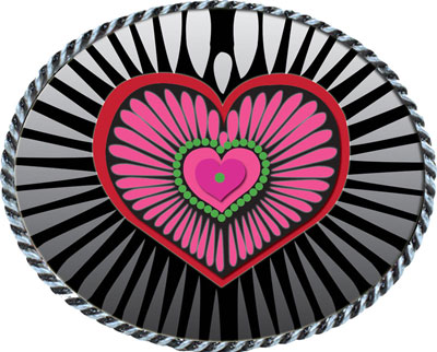 Belt Buckles by EA Designs (Valentines Day 2)