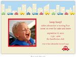 Boatman Geller - Cars Photo Birth Announcements & Invitations