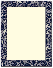 Imprintable Blank Stock - Lovely Lace Letterhead by Great Papers