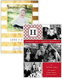 Digital Holiday Photo Cards