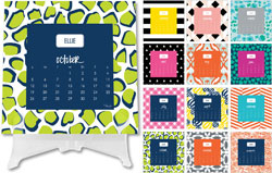 Dabney Lee Personalized Desktop Calendars - Desk Calendar #2