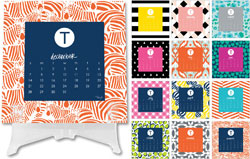 Dabney Lee Personalized Desktop Calendars - Desk Calendar #3