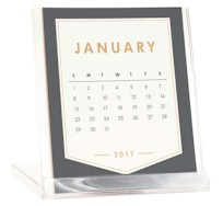 Desktop Calendars (Simple)