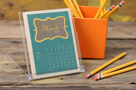 Desktop Calendars (Frames & Borders)