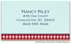 Stacy Claire Boyd Calling Cards - Small Country Classic