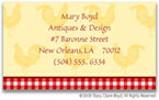Stacy Claire Boyd Calling Cards - Small Good Morning Rooster