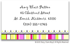 Stacy Claire Boyd Calling Cards - Small A Little Loopy
