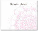 Stacy Claire Boyd Calling Cards - Berry Blossom
