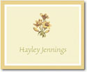 Stacy Claire Boyd Calling Cards - Lovely Lilies