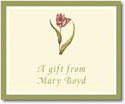 Stacy Claire Boyd Calling Cards - Terrific Tulip